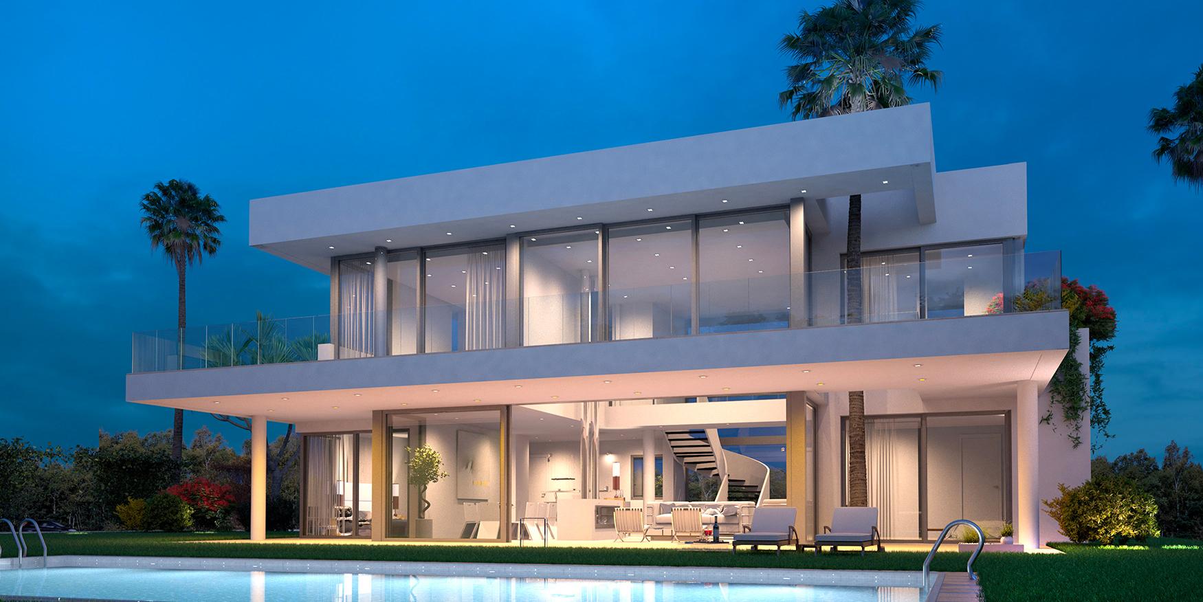 Arkitektvilla