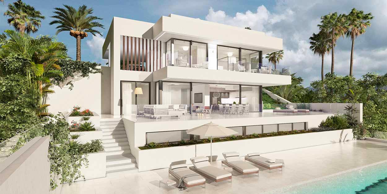 Bygga villa Costa del Sol